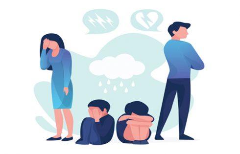4 Common Types of Divorce
